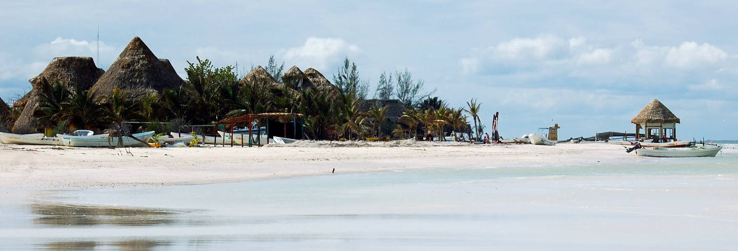 Excursion sur l'île d'Holbox