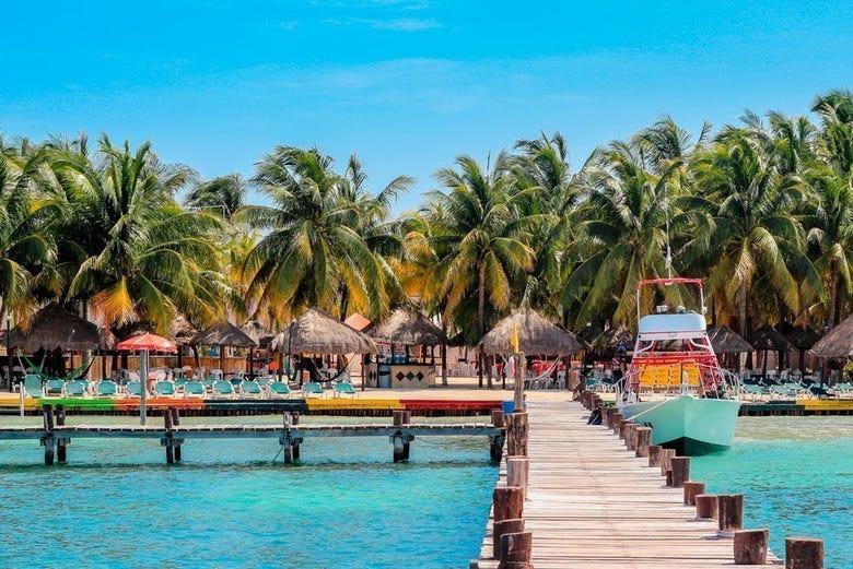 ,Excursión a Xcaret,Excursión a Isla Mujeres
