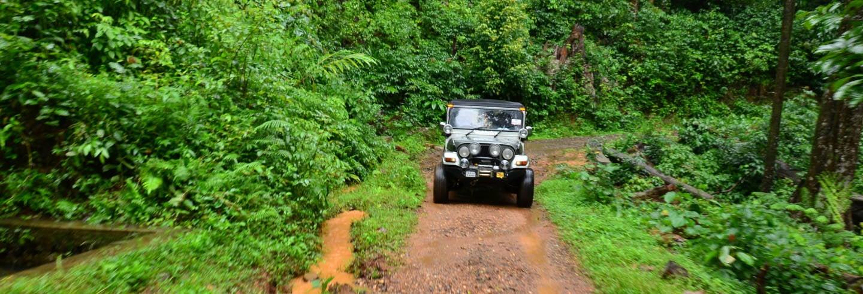 Tour en jeep por Cozumel + Caverna de Jade y cenote