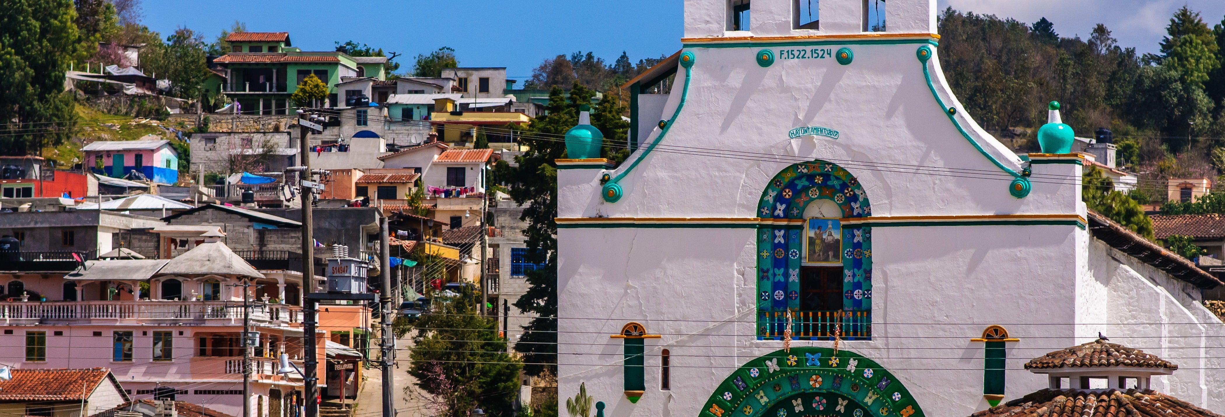 San Juan Chamula & San Lorenzo Zinacantán Tour