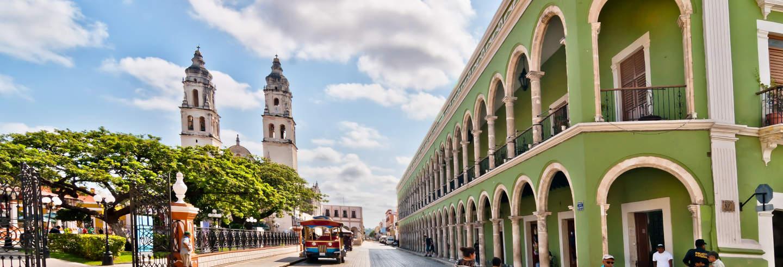 Free tour por Campeche ¡Gratis!