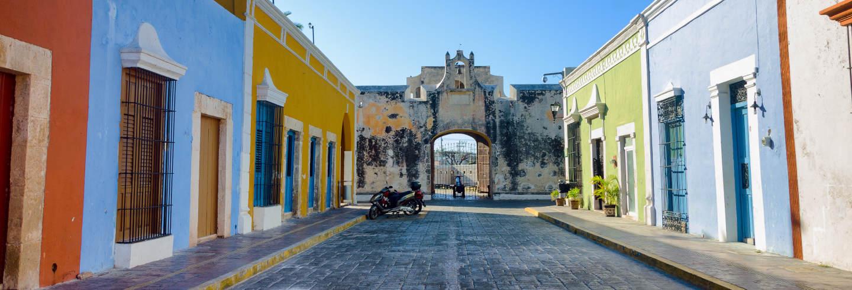 Visite guidée dans Campeche