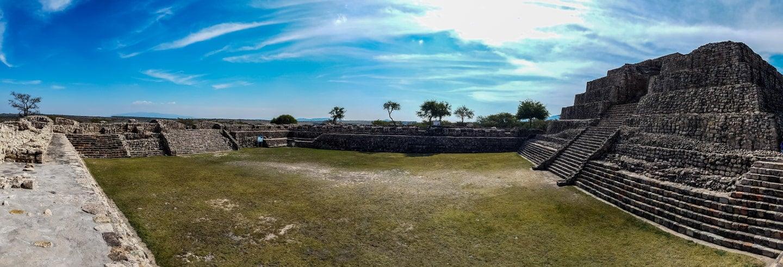 Excursión a la zona arqueológica de la Cañada de la Virgen
