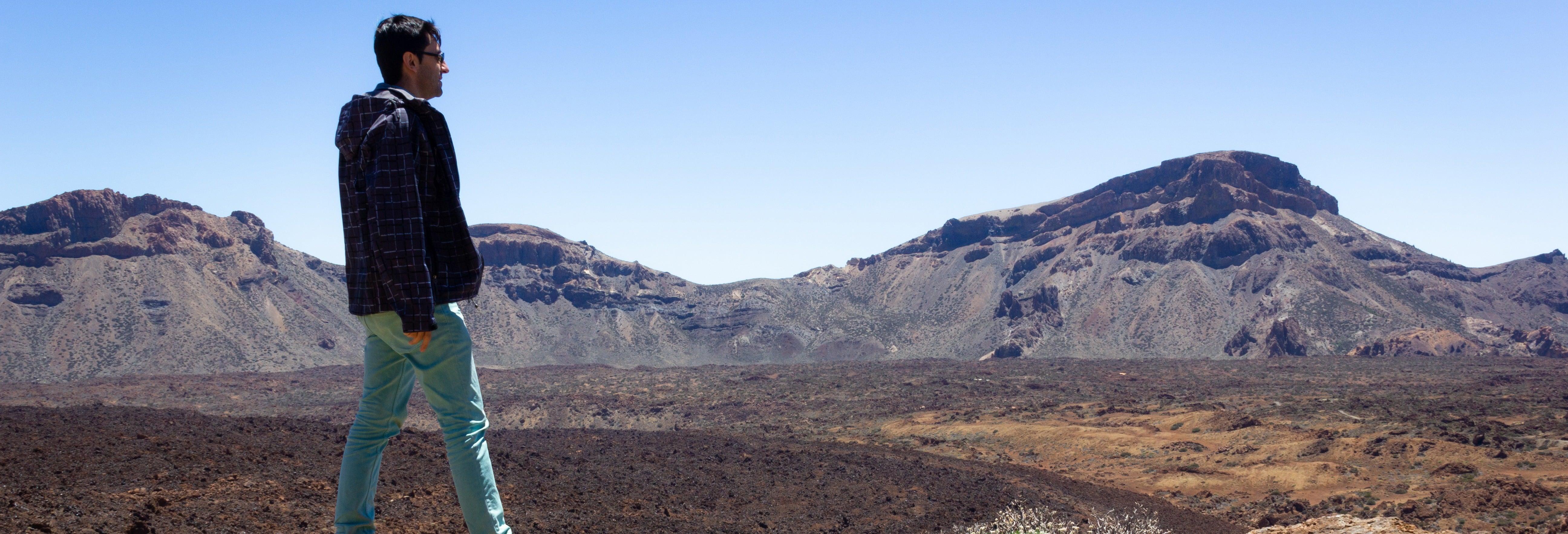 Senderismo por el Cañón Coyote