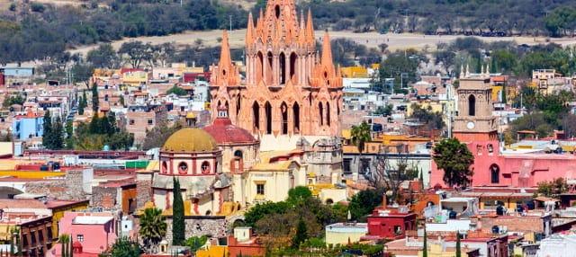 Tour por San Miguel de Allende al completo