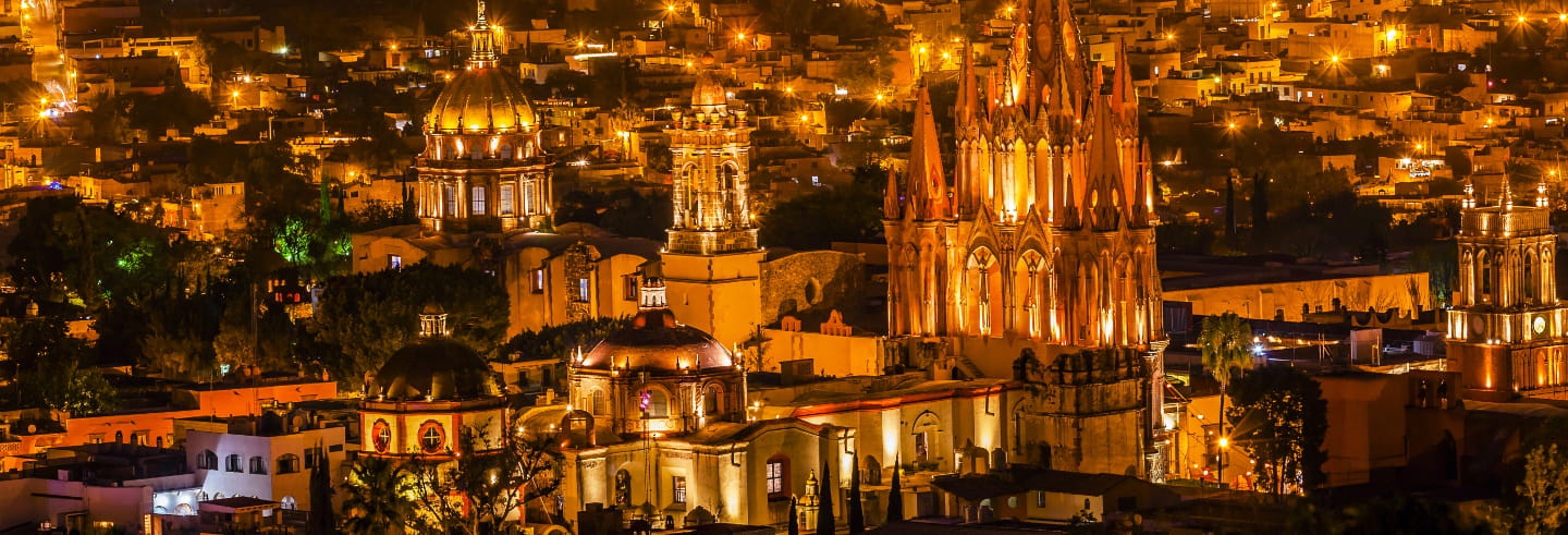 Tour nocturno a caballo por San Miguel de Allende