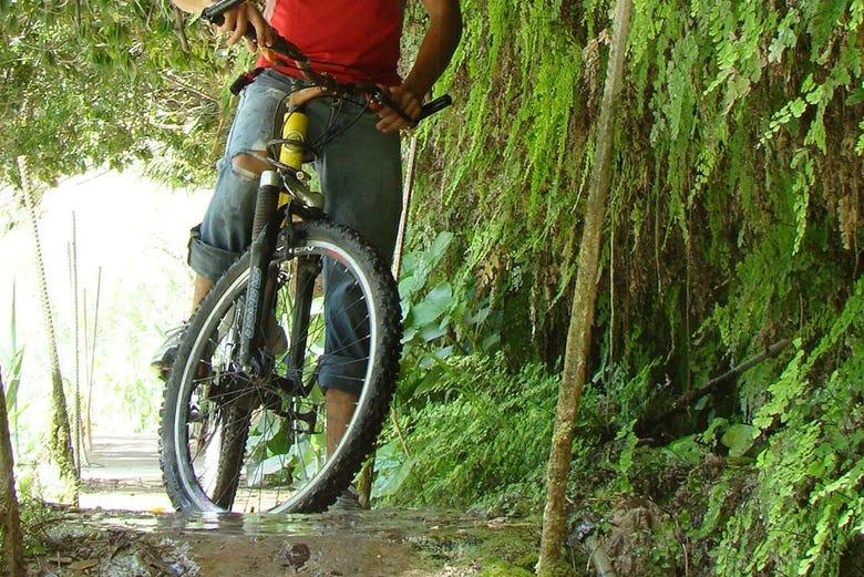 Balade à vélo dans Peñamiller