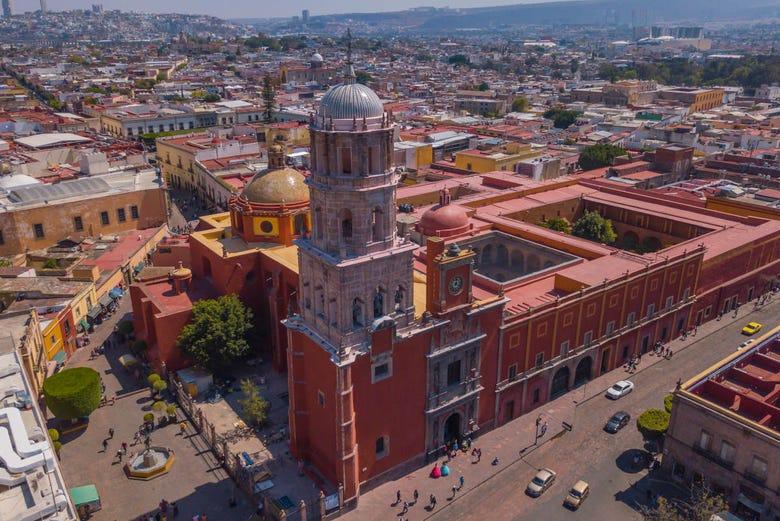 Free tour dans Querétaro. C'est gratuit !