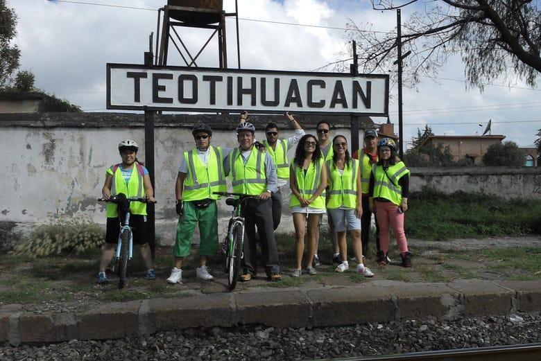 Excursion à Otumba et Axapusco à vélo