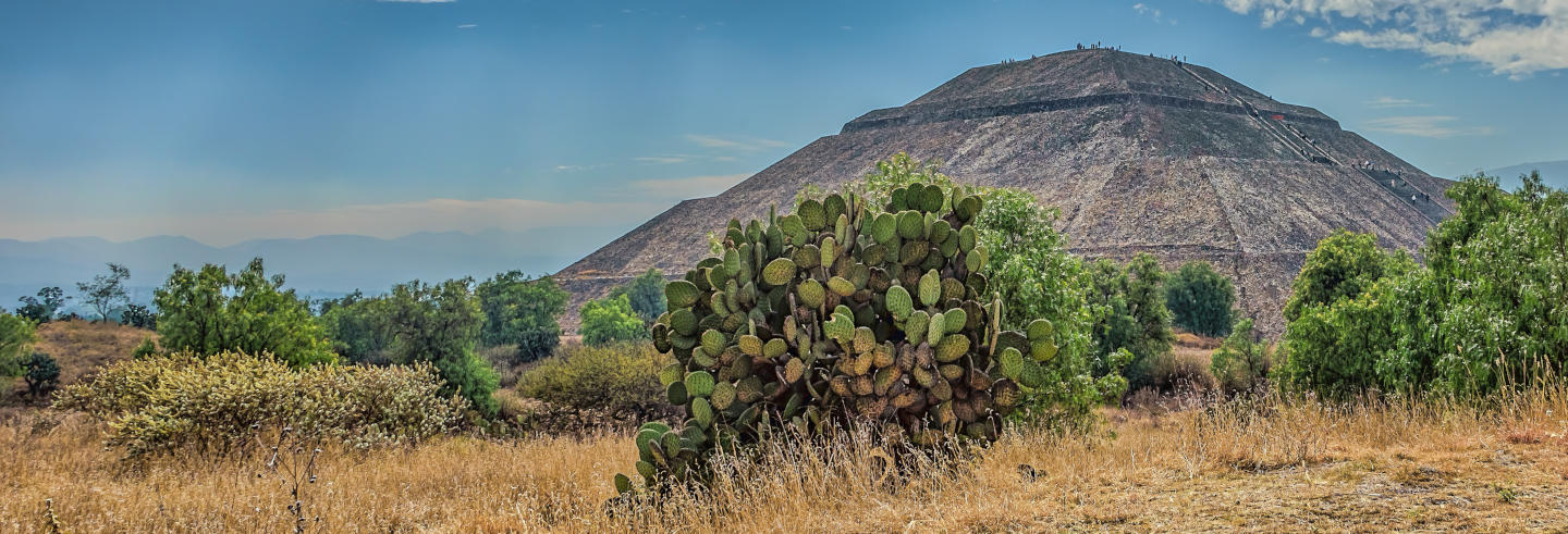 Tour de aventura por Teotihuacán