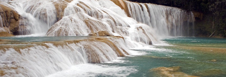 Agua Azul, Misol-Há y Palenque