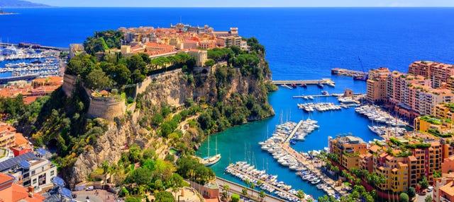 Autobús turístico de Mónaco