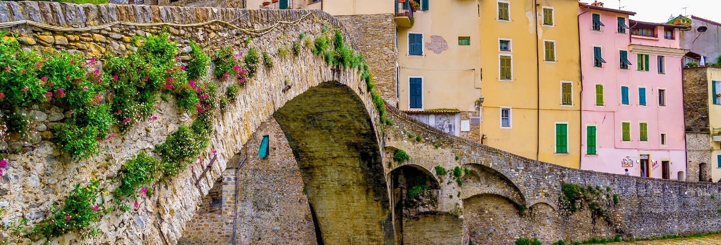 Excursion to Dolceacqua and Sanremo