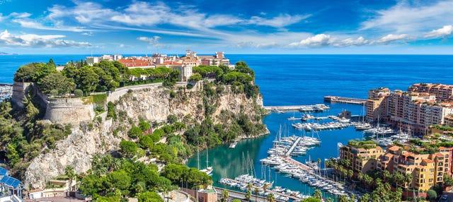 Tour por Mónaco, Eze y La Turbie