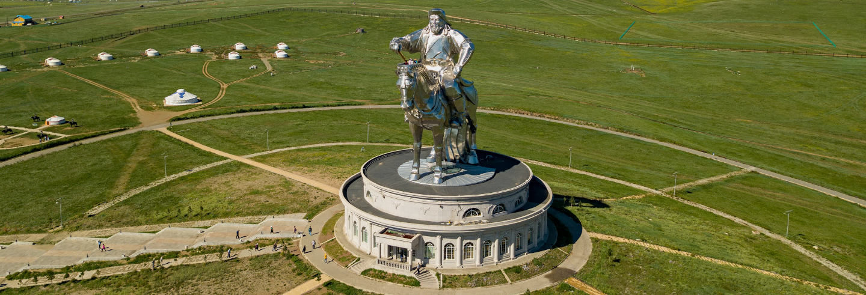 Gorkhi-Terelj National Park & Genghis Khan Statue