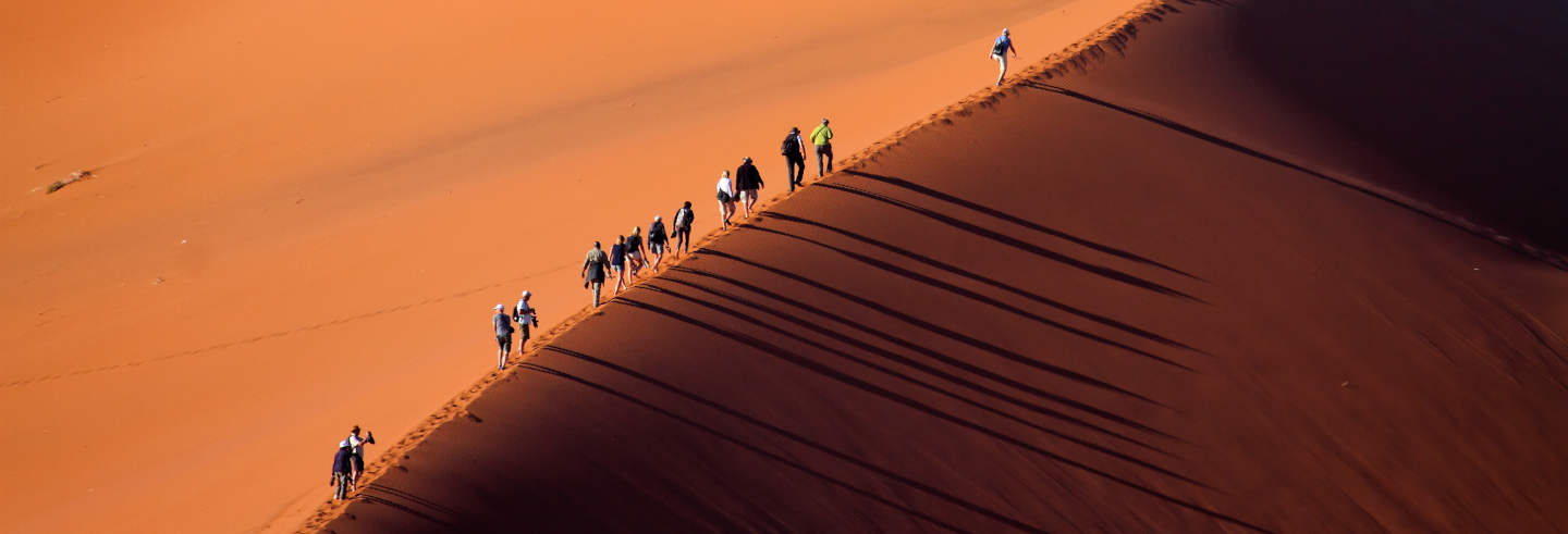 Sossusvlei 4 Day Tour