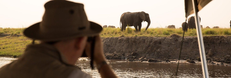 Botswana Safari: 8 Days from Windhoek