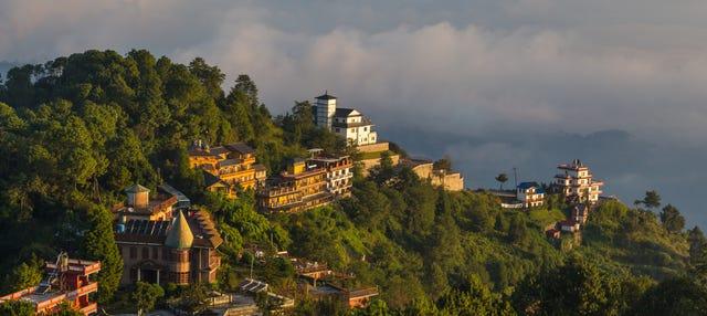 Excursión a Nagarkot al amanecer