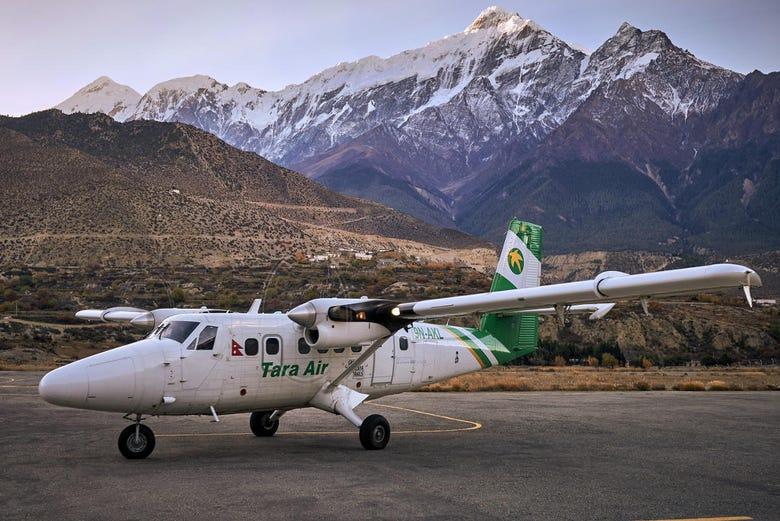 ,Excursión a Himalaya