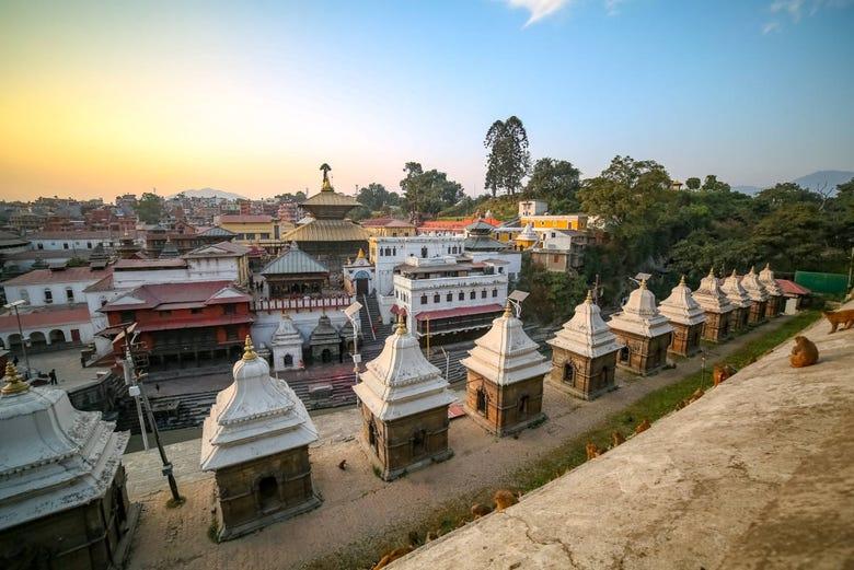 Hindu temple of Pashupatinath