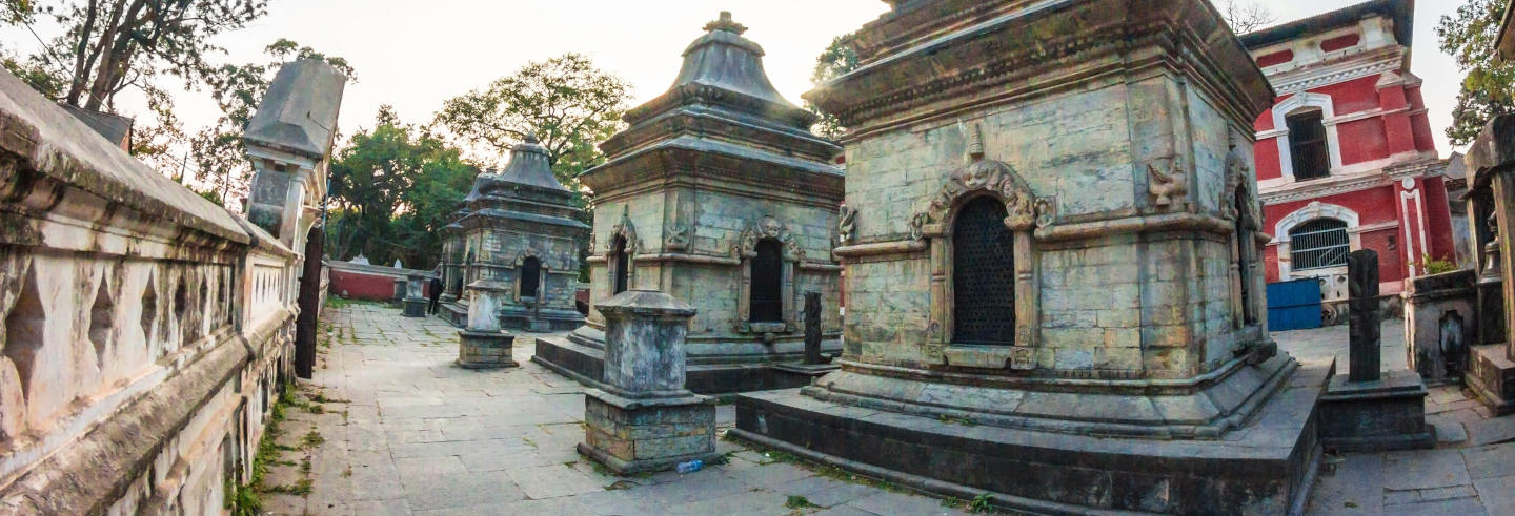 Visite spirituelle dans Katmandou