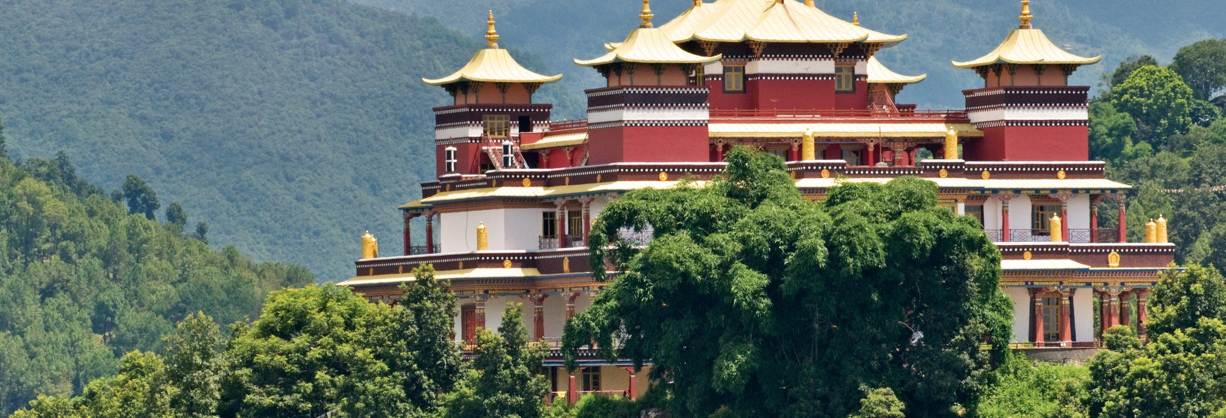 Tour pelos templos de Katmandu