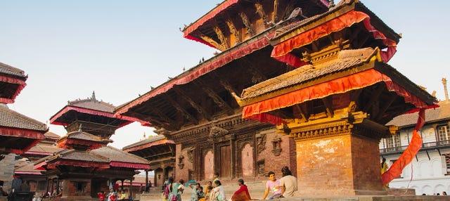 Visita guiada por Katmandú