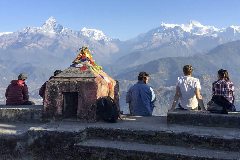 Sarangkot Guided Trek