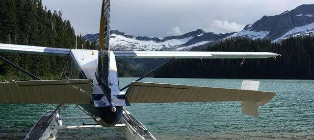 Paseo en hidroavión por los fiordos de Bergen