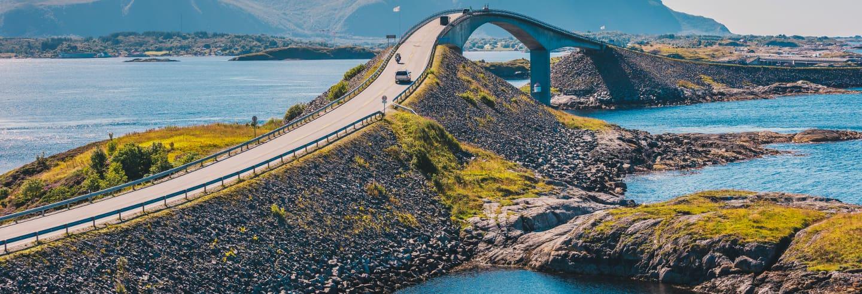 Carretera del Atlántico para cruceros