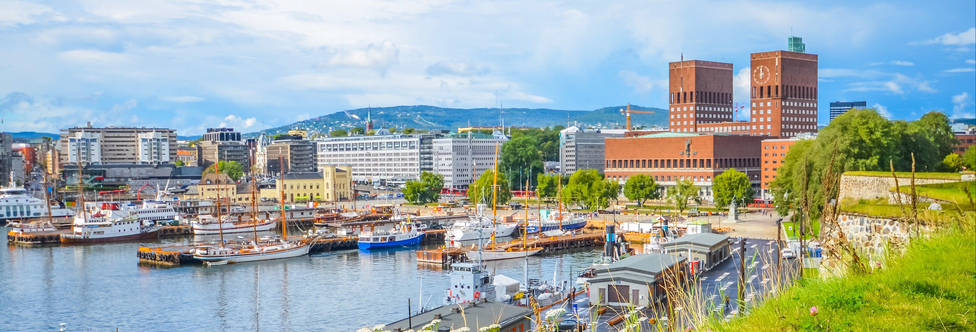 Crucero de verano por el fiordo de Oslo