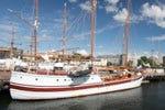 Barco turístico de Oslo
