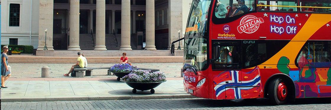 Autobus turistico di Oslo