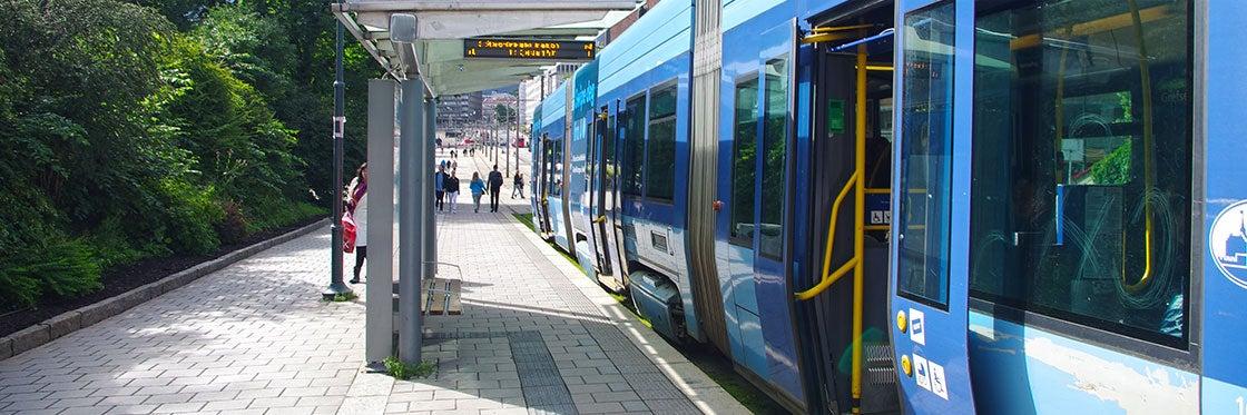 Tram di Oslo