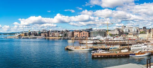 Tour panorámico por Oslo