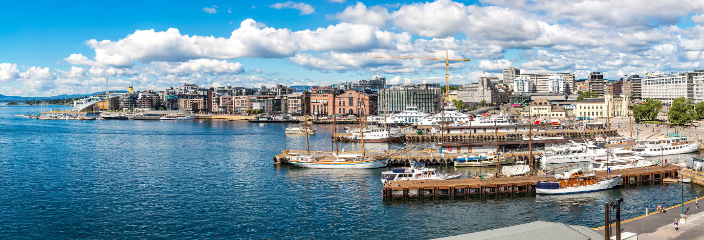 Tour panorâmico por Oslo