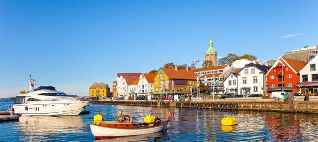Autobús turístico de Stavanger
