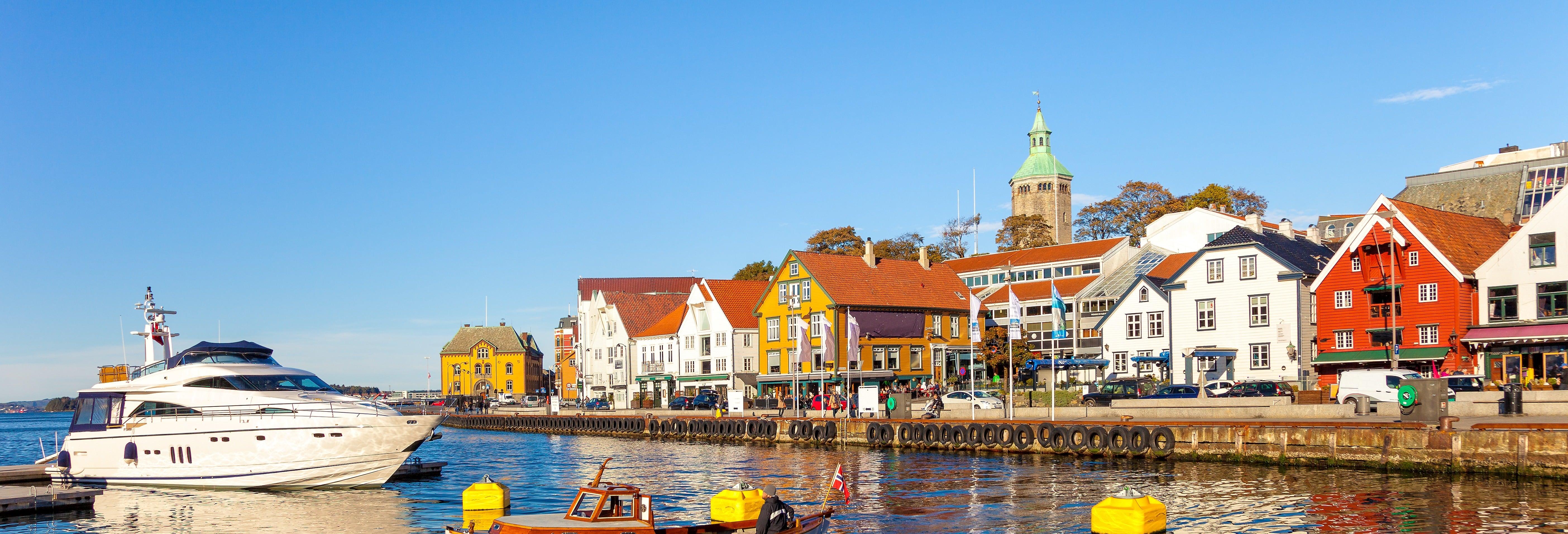 Bus touristique Stavanger