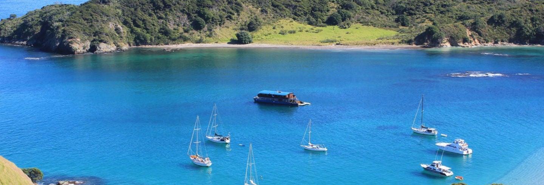 Bay of Islands Boat Trip