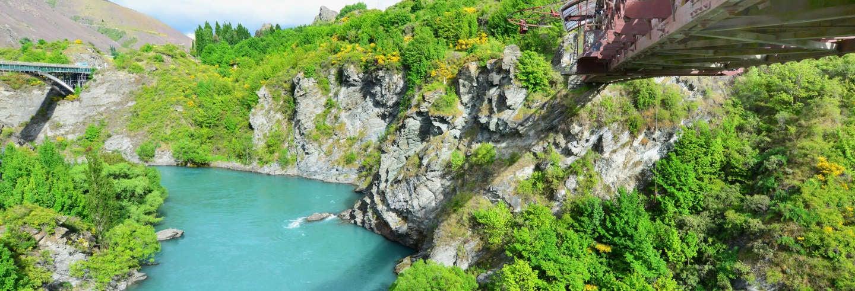 Excursión a Arrowtown y Gibbston + Barco por el Lago Wakatipu