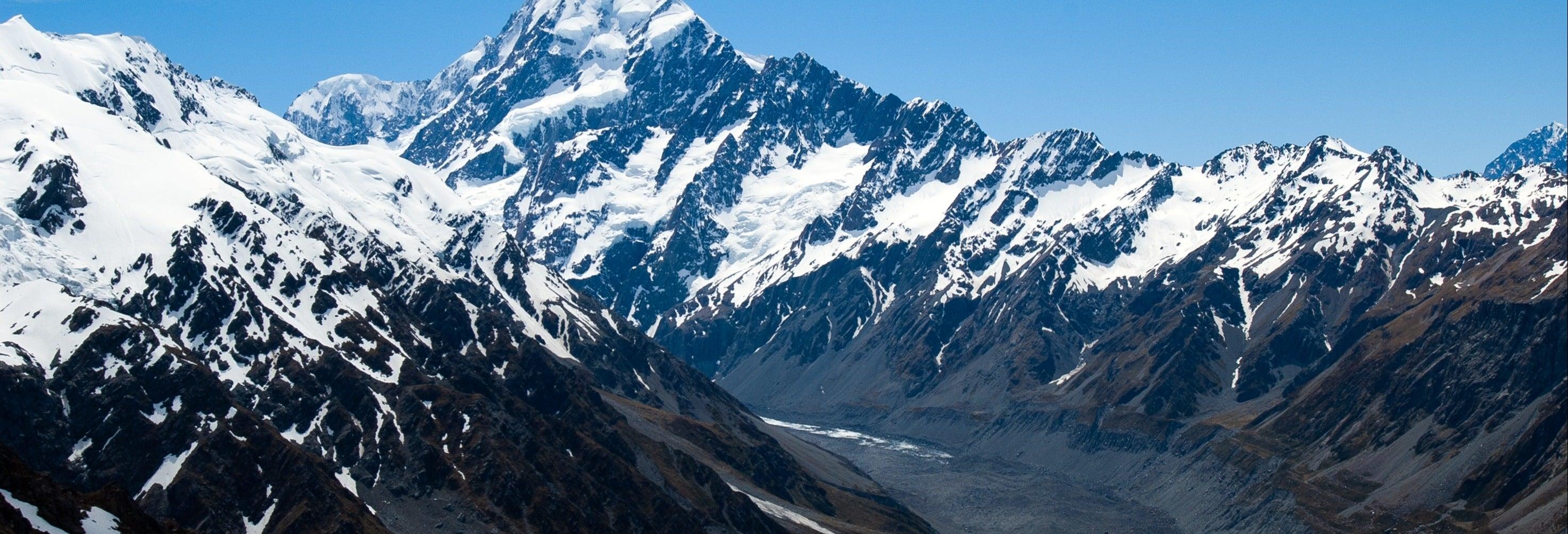 Excursion au Mont Cook