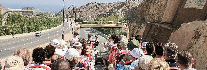 Muscat Hop-On Hop-Off Bus Tour
