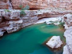 ,Excursión a Wadi