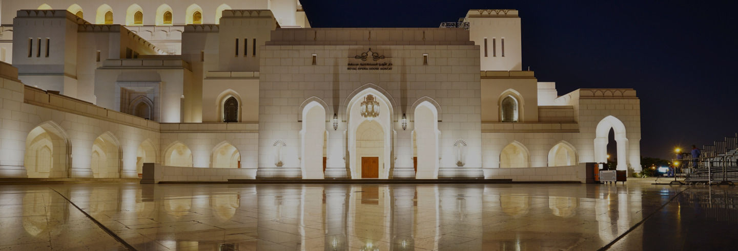 Muscat Night Tour with Dinner