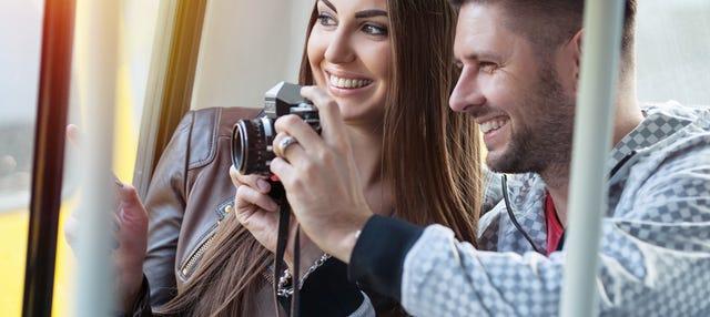 Autobús turístico de Ámsterdam