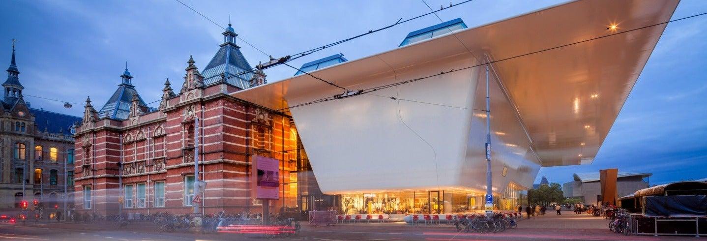 Entrada al Museo Stedelijk