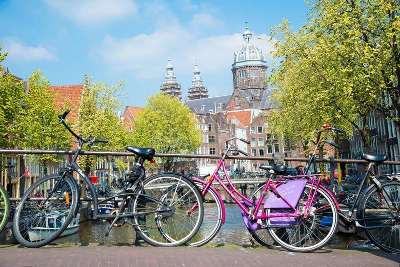 Tour Di Amsterdam In Bicicletta
