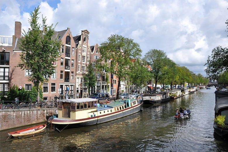 Los canales, el símbolo de la ciudad