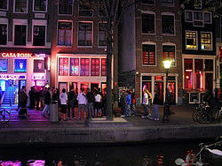 barrio rojo prostitutas prostitución mujeres