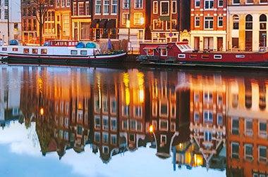 Monumenti e attrazioni turistiche le migliori visite for Case galleggianti amsterdam